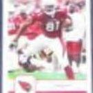 2006 Fleer Anquan Boldin #1 Cardinals