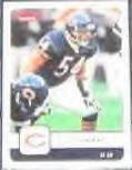 2006 Fleer Brian Urlacher #17 Bears