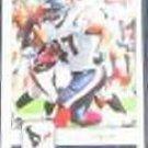 2006 Fleer Domanick Davis #40 Texans