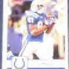 2006 Fleer Reggie Wayne #44 Colts