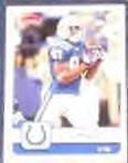 2006 Fleer Reggie Wayne #44 Colts