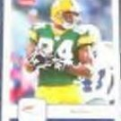 2006 Fleer Javon Walker #37 Broncos