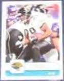 2006 Fleer Fred Taylor #46 Jaguars