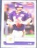 2006 Fleer Brad Johnson #56 Vikings