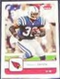 2006 Fleer Edgerrin James #42 Cardinals