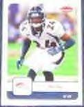 2006 Fleer Champ Bailey #30 Broncos