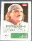 2006 Fleer Fresh Faces Rookie AJ Hawk #FR-AH Packers