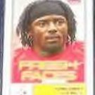 2006 Fleer Fresh Faces Rookie Santonio Holmes #FR-SH