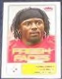 2006 Fleer Fresh Faces Rookie Santonio Holmes #FR-SH