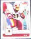 2006 Fleer Clinton Portis #98 Redskins