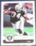 2006 Fleer LaMont Jordan #72 Raiders