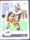 2006 Fleer Steven Jackson #90 Rams