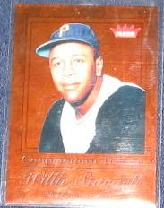 2005 Cooperstown Tribute Willie Stargell
