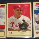 2005 Fleer Tradition Jim Thome #261 Phillies