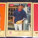2005 Fleer Tradition Orlando Cabrera #184 Red Sox