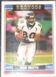 2006 Topps Rod Smith #193 Broncos