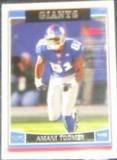 2006 Topps Amani Toomer #138 Giants