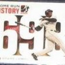 2006 Topps HR History Barry Bonds #698 Giants