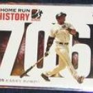 2006 Topps Barry Bonds Home Run History #706