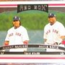 2006 Topps Team Stars Ramirez/Ortiz #329 Red Sox