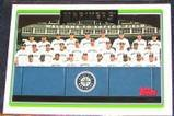 2006 Topps Team Card #290 Mariners