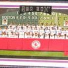 2006 Topps Team Card #269 Red Sox