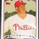 2006 Topps Manager Charlie Manuel #286 Phillies