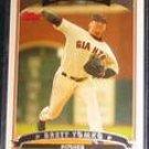 2006 Topps Brett Tomko #226 Giants