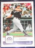 2006 Fleer J.D. Closser #327 Rockies