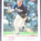 2006 Fleer Brian Lawrence #246 Nationals