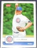 2006 Fleer Kerry Wood #103 Cubs
