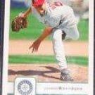 2006 Fleer Jarrod Washburn #9 Mariners