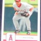 2006 Fleer Adam Kennedy #1 Angels