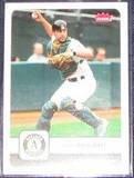 2006 Fleer Jason Kendall #35 Athletics