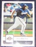 2006 Fleer Prince Fielder #80 Brewers