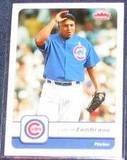 2006 Fleer Carlos Zambrano #97 Cubs
