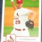 2006 Fleer Chris Carpenter #83 Cardinals
