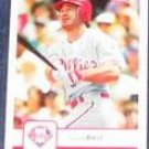 2006 Fleer David Bell #260 Phillies