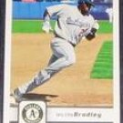 2006 Fleer Milton Bradley #147 Athletics