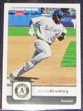 2006 Fleer Milton Bradley #147 Athletics