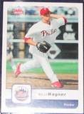 2006 Fleer Billy Wagner #256 Mets