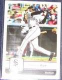 2006 Fleer Jermaine Dye #377 White Sox