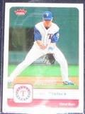 2006 Fleer Hank Blalock #285 Rangers