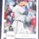 2006 Fleer John Smoltz #60 Braves
