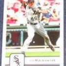 2006 Fleer Rob Mackowiak #277 White Sox