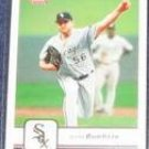 2006 Fleer Mark Buehrle #382 White Sox