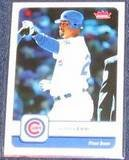 2006 Fleer Derrek Lee #99 Cubs