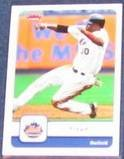 2006 Fleer Cliff Floyd #205 Mets
