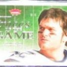 2006 Fleer Faces of the Game Tom Brady #FG-TB Patriots