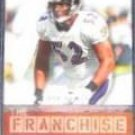 2006 Fleer Franchise Ray Lewis #TF-RL Ravens